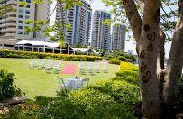 Brisbane wedding ceremony venue - The Landing At Dockside