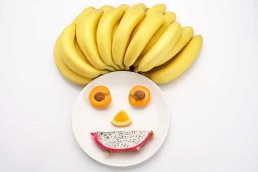 Smiley Faces On Foods Can Make Children Prefer To Eat Healthier