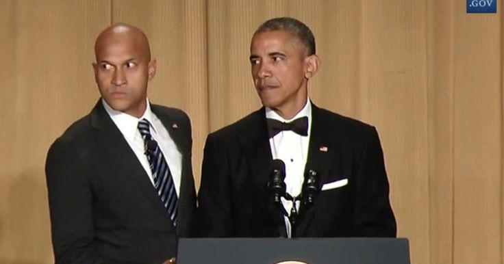 Vídeo de discurso de Obama com comediante bate recorde no Facebook