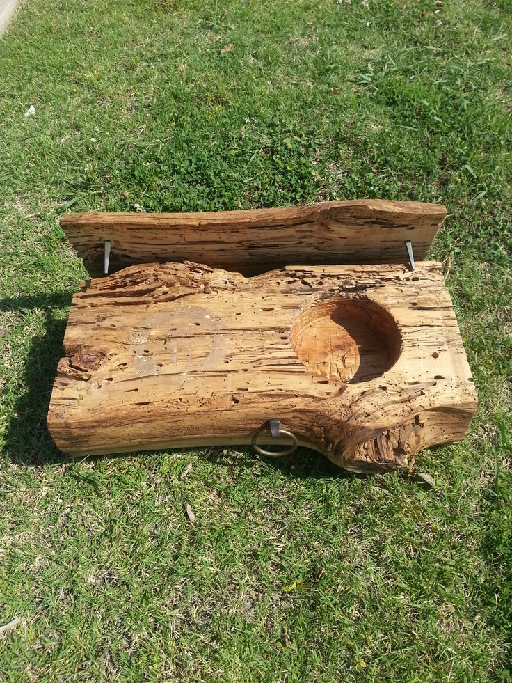 """URN BOX Custom order made by  """"Reclaimed By Neusse"""" out of century old Hand Hewn Log"""