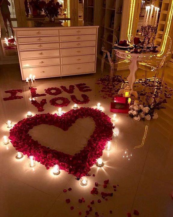 42 Stunning Diy Romantic Valentine S Day Decorations Ideas