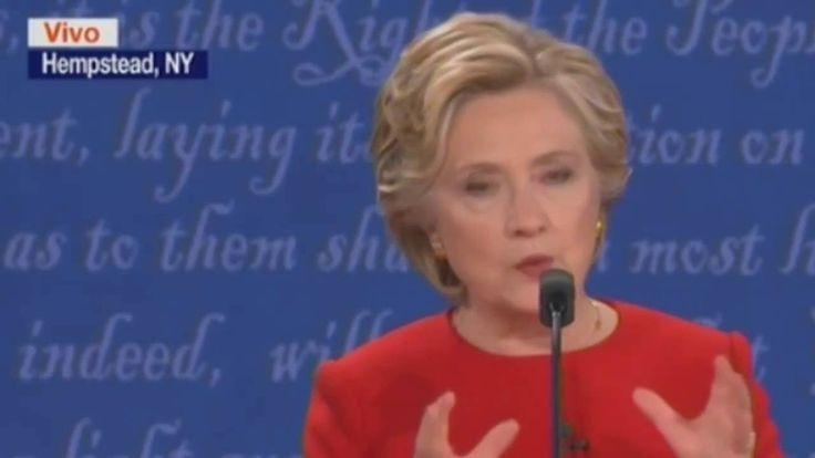 Debate Presidencial Estados Unidos - Traducido al español http://chac-mool.com debate presidencial Estados Unidos Hillary Clinton Vs Donald Trump. Este 27 de Septiembre se llevó a cabo el debate presindencial entre ... Angy Bain