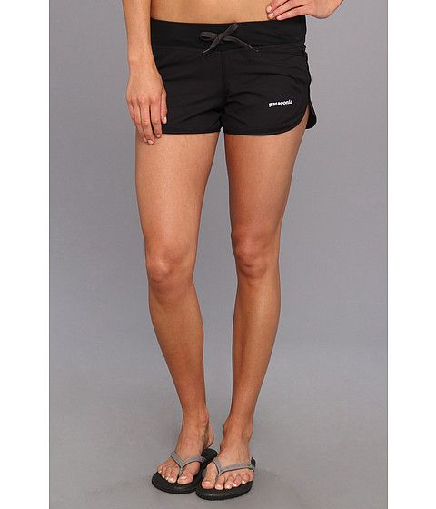 Patagonia Strider Shorts Black - Zappos.com Free Shipping BOTH Ways