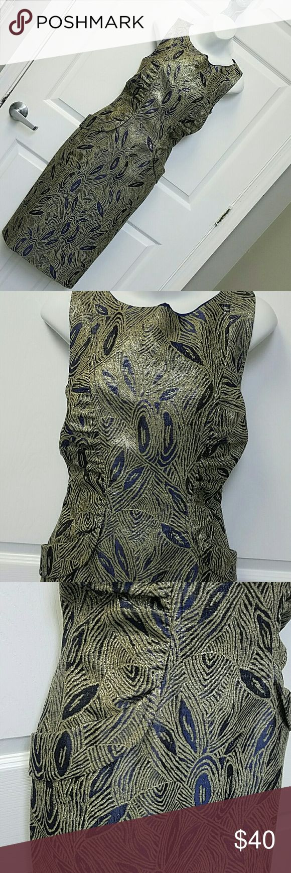 David Meister Dress. Size 10. EUC David Meister Dress. Size 10. EUC, worn once.  Rounded bodice and front pockets. David Meister Dresses