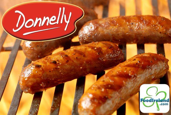 Donnelly sausages are sure-fire winners for any grill