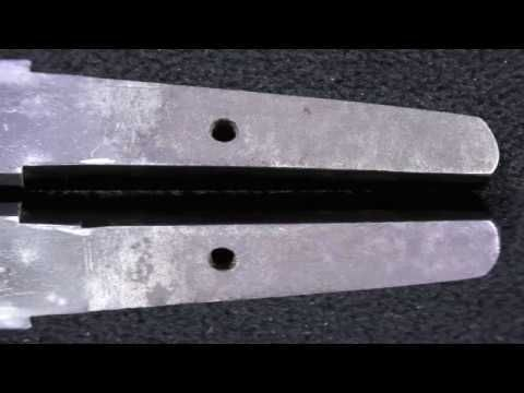 Nihonto - Awa Kaifu 阿波海部 - 1781-1876 (Shin-shinto 新々刀) - 4895 - Tanto - ...