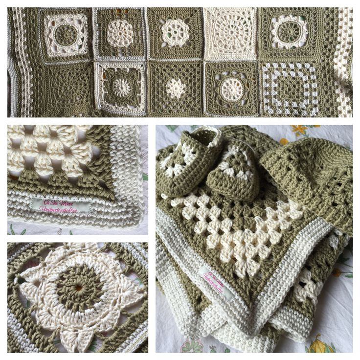 One of my favourite crochet baby blankets - cotton. #ohsewmaeve