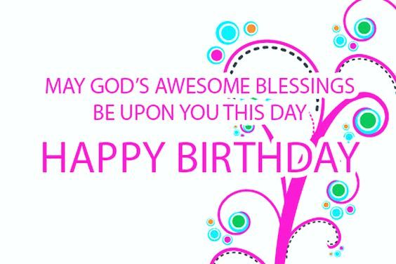 The Best Christian Birthday Greetings With Christian Birthday Wishes