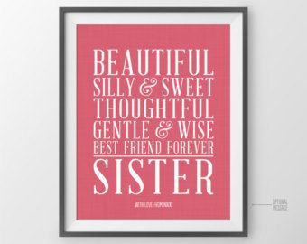 The 25+ best Sister christmas presents ideas on Pinterest | Diy ...