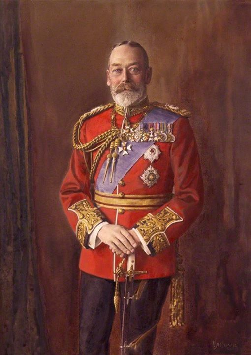 King George v (1910-1936)