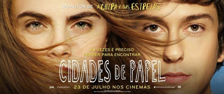 Ganha bilhetes para o filme 'Cidades de Papel' on Mais Superior http://www.maissuperior.com