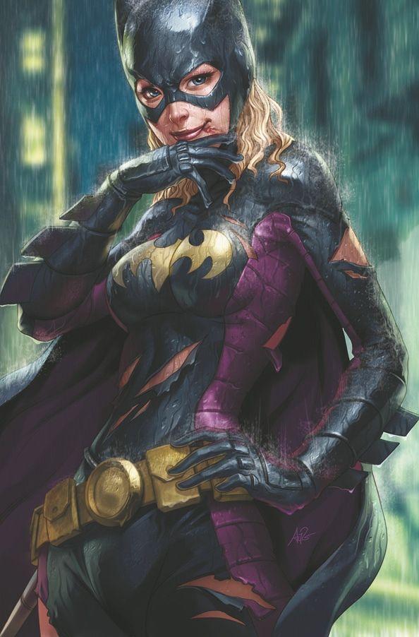 ArtGem- Batgirl