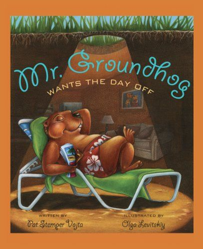 Mr. Groundhog Wants the Day Off:   Mr. Groundhog tries to give his Groundhog Day duties away. He does not want to be blamed for six more weeks of winter anymore. He asks his friends to take on the responsibilities, but they are not interested. Instead, one by one his friends show him how he is perfectly suited to the role. As the day progresses, Mr. Groundhog finds a way to enjoy his special day.