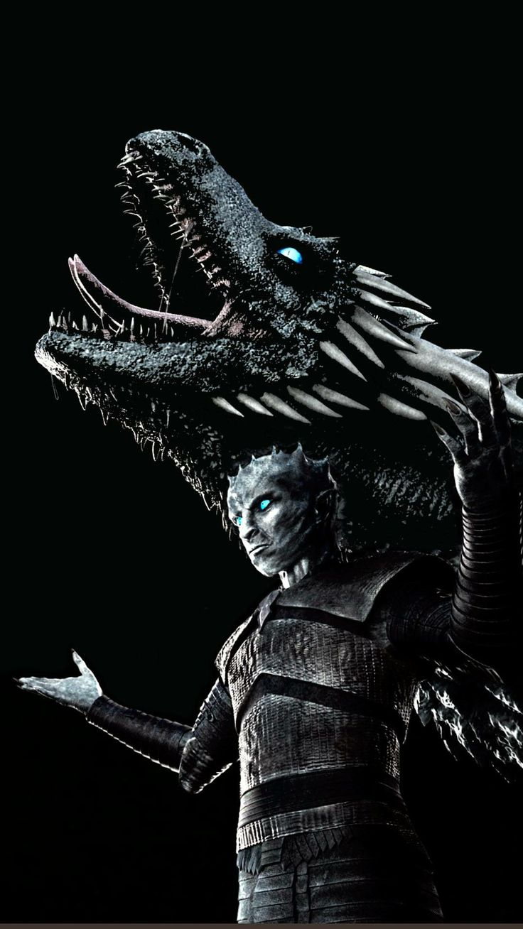 Night King Dragon Game of Thrones GoT gameofthrones