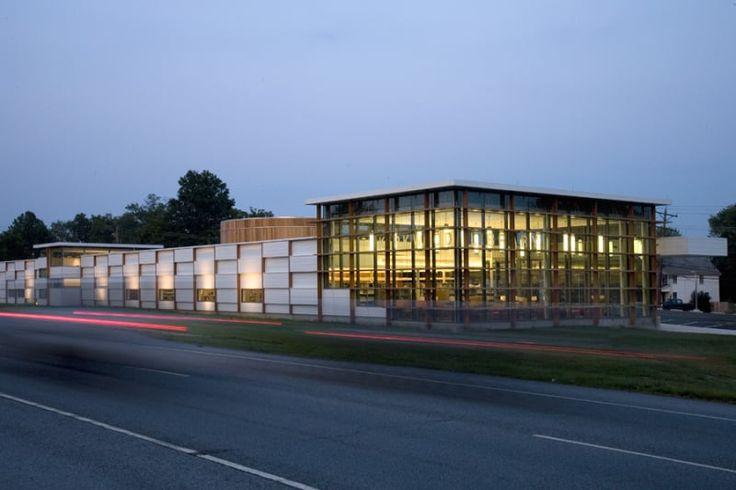 Ikon.5 Architects, James D'Addio · Kirkwood Public Library