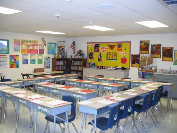 Junior Classroom Ideas ~ Seating arrangement possibility miscellaneous teacher y