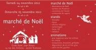 ...und noch mehr  Märkte, vom Tourismusbüro empfohlen:  MARCHE DE NOEL A L'EGLISE SAINT JEAN BOSCO