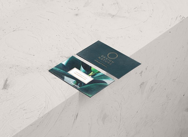 Business Card Design • Architecture & Interiors on Behance