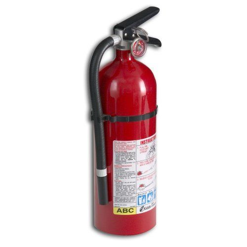Kidde Fire Extinguisher