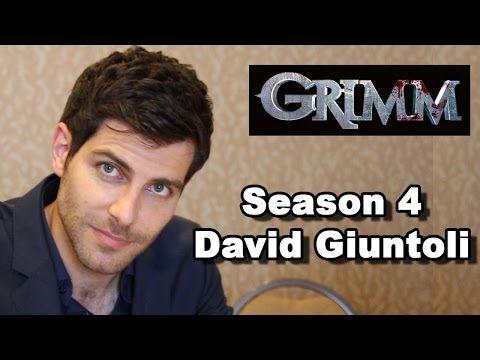 Grimm David Giuntoli Season 4 Interview - YouTube