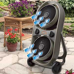 Outdoor Patio Fan For The Home Outdoors Yard Amp Garden