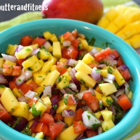 Mango Salsa and Meal Prep