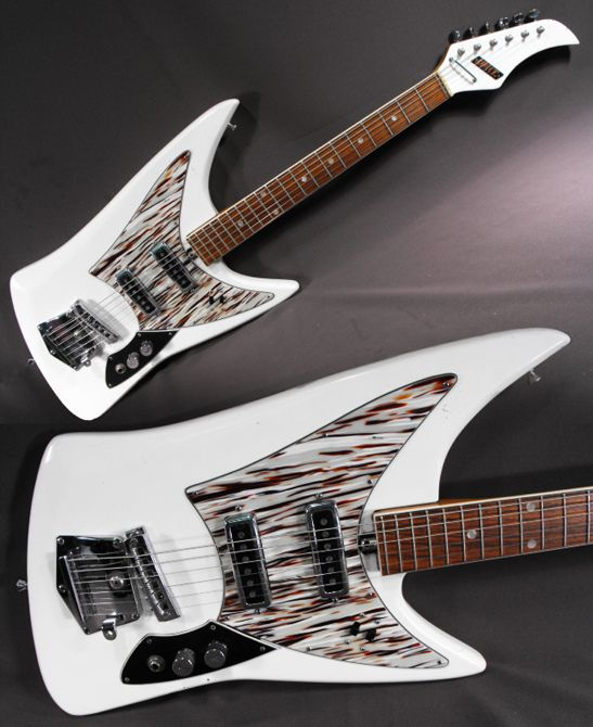 28 best teisco images on pinterest guitars vintage guitars and teisco bizarro cheapraybanclubmaster Images