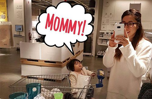 Linda Chung Shares Super Cute Selfie with Daughter Kelly