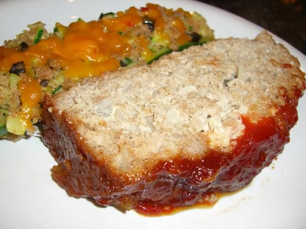 Brown Sugar Meatloaf. Another version.