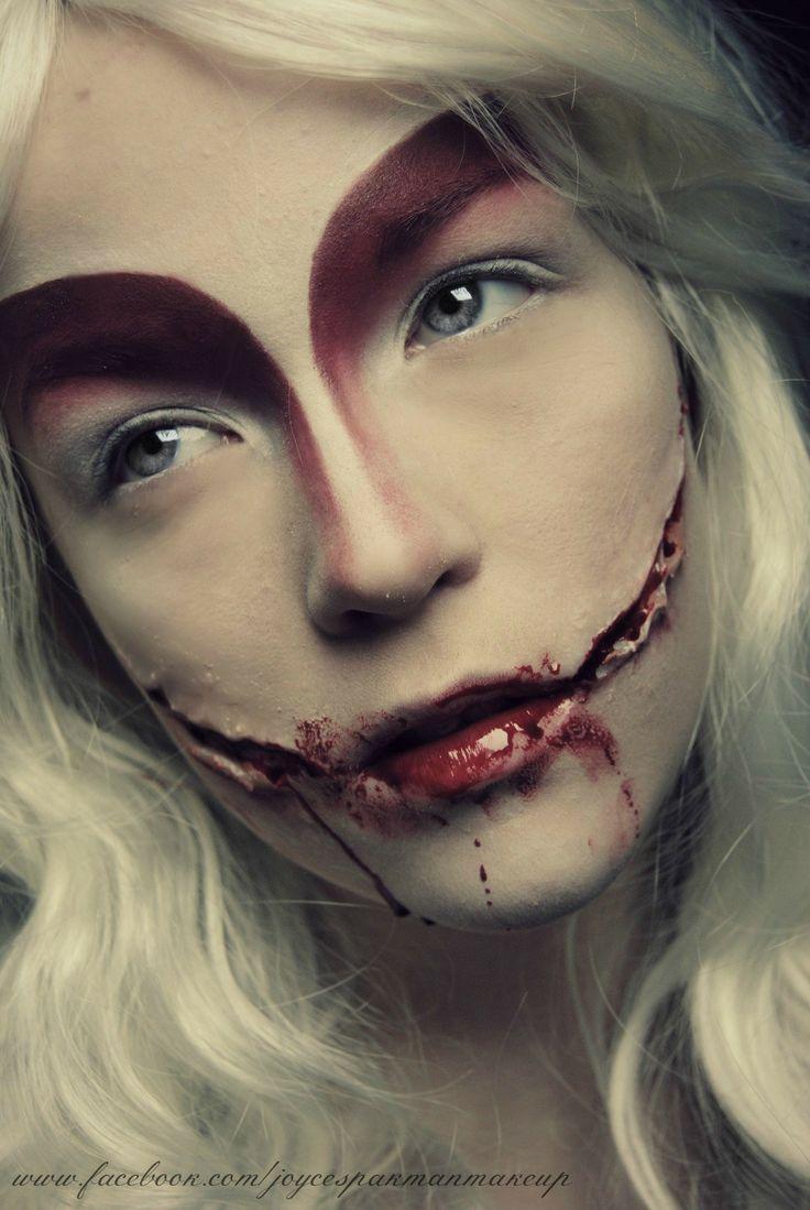 37 best Halloween makeup images on Pinterest | Halloween ideas ...