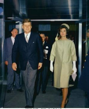 Jackie Kennedy's Iconic 1960s Style: 4. Matching Trapeze Coats