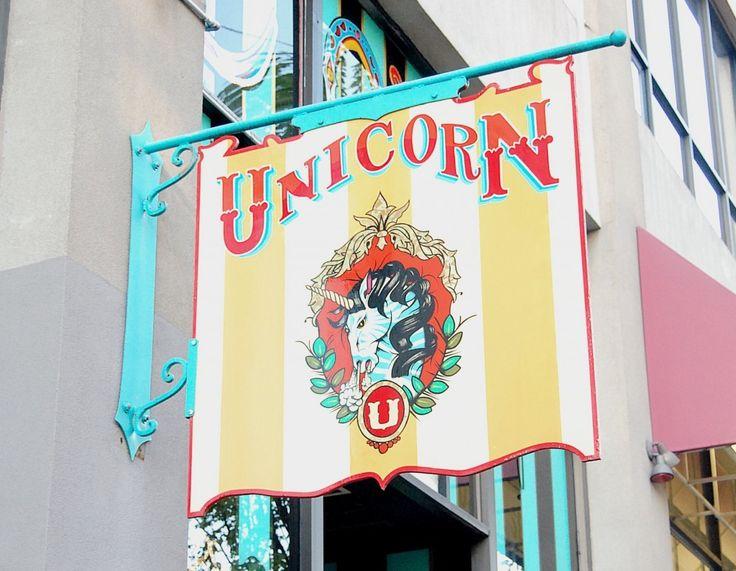 Unicorn - Capital Hill, Seattle