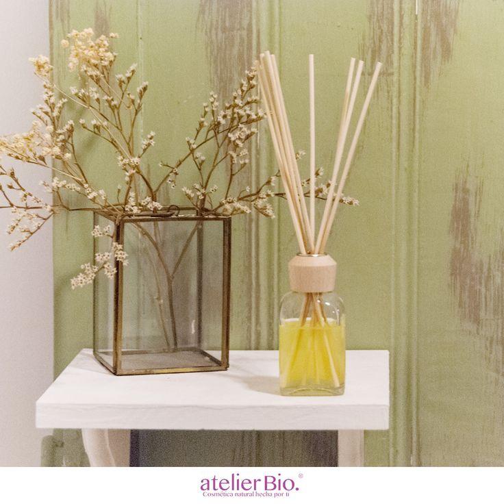 Mikado diy y sinergias con aceites esenciales para decorar for Decoraciones para tu hogar