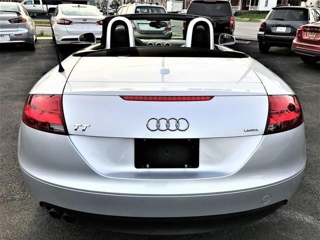 2009 Audi TT 2.0T Cabriolet quattro For Sale In Middletown   Cars.com