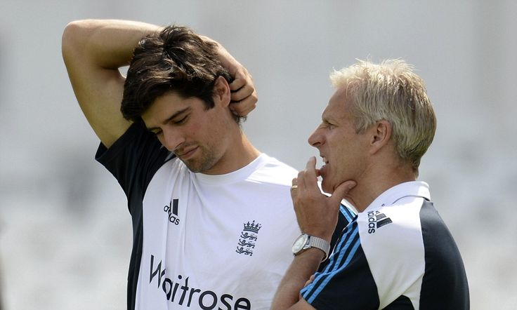 Alastair Cook has reached a tipping point as England captain