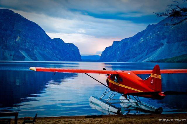 DeHavilland Beaver Sea Plane at The Gap by Morgan Swant, via Flickr