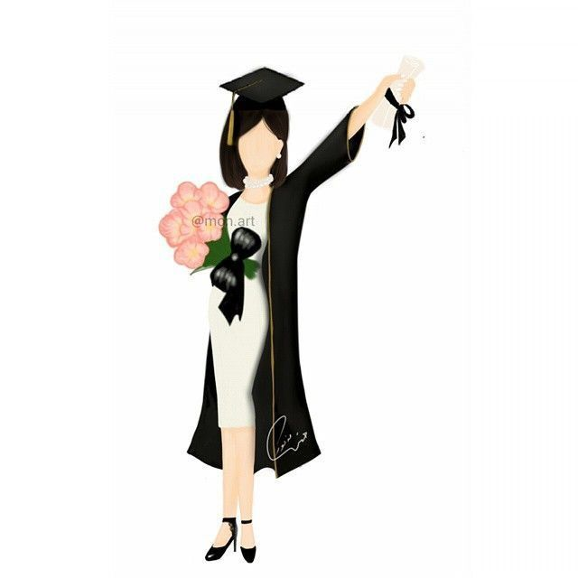 Graduation Girl Graduation Girl Graduation Art Graduation Wallpaper