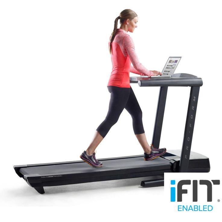 ProForm Thinline Desk Treadmill Sale