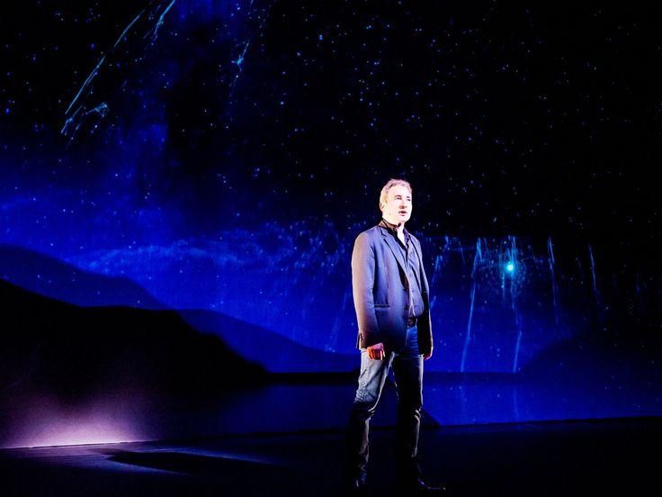 Physicist Brian Greene talks science, politics, and … Pluto?