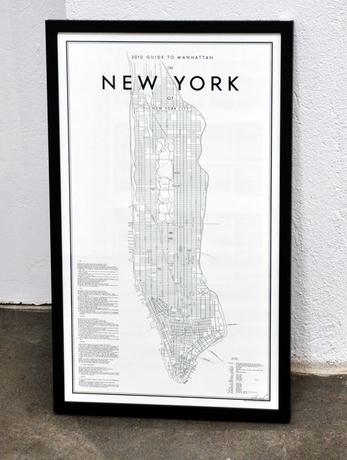 Frame the maps where you have lived -- great art idea!