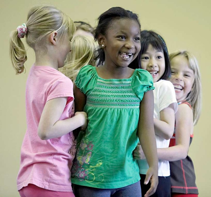 Read our newest Blog Post...These girls were so excited to get free dance lessons!