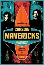 The inspirational true story of real life surfing phenomenon Jay Moriarity. When 15 year old Jay discovers that the mythic Mavericks surf break, one of the biggest waves on Earth, is not only real, but exists just miles from his Santa Cruz home, he enlists the help of local legend Frosty Hesson to train him to survive it. As Jay and Frosty embark on their quest to accomplish t