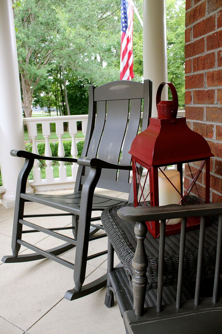 The soul of the front porch General Finishes Milk Paint with Exterior 450 clear  coat in73 best Furniture and Finishing images on Pinterest   General  . Exterior Clear Coat. Home Design Ideas