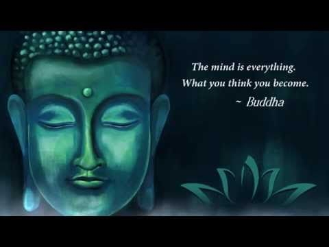 Best Buddha Wisdom Quotes & Music Playlist - Meditation Songs for Buddhist With Beautiful Wallpaper - YouTube