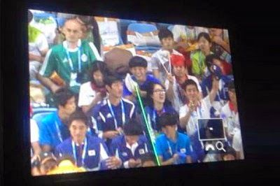 特亜ボイス: 南京ユース五輪、韓国選手が中国国旗にレーザー照射?「韓国人の素養を日本人と比べちゃいけない」―中国ネ...