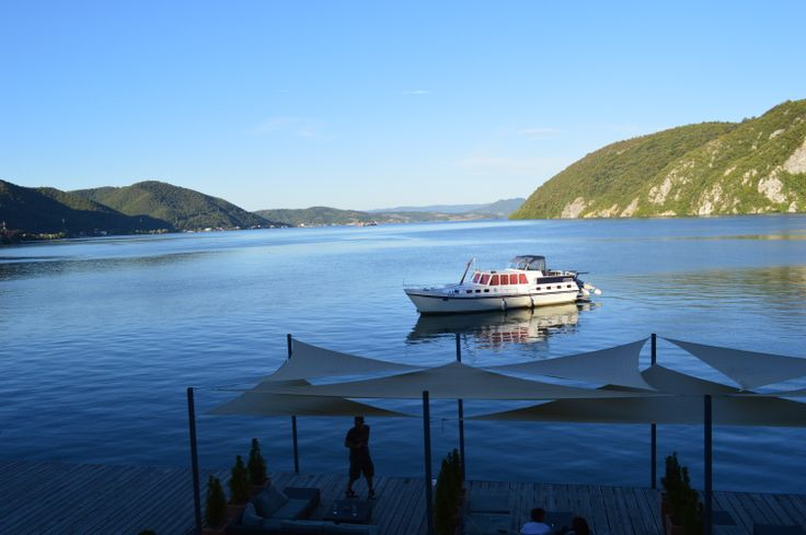 hotel view on the Danube www.motorcycle-tours.travel