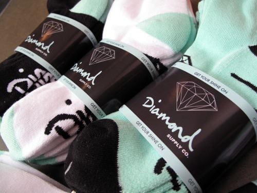 Diamond Supply Co. Socks