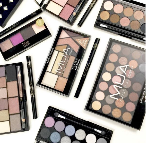 We're pleased to announce we now represent MUA - Makeup Academy #beauty #makeup #MUA #palettes #MakeupAcademy #bbloggers #PR #beautyPR #MUAMakeupAcademy