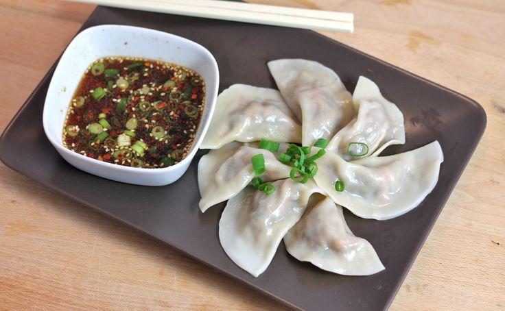 Jiao Zi (Chinese Dumpling) Recipe