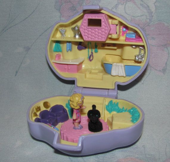 467 Best Images About Polly Pocket World On Pinterest